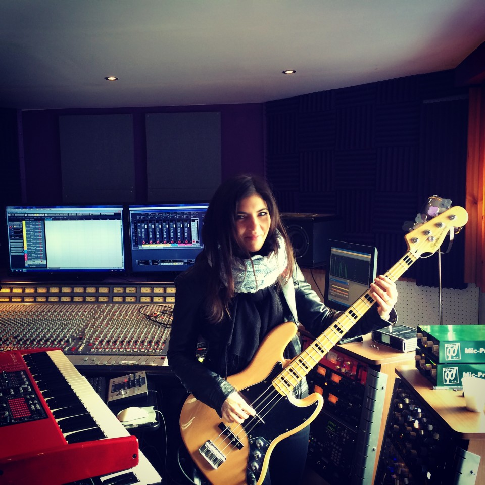 Celine Dos Santos studio